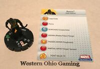 Heroclix Ronin #031 READ USED from Marvel Avengers Booster Pack