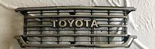 Toyota Land Cruiser FJ62 FJ 62 fj62 Front Chrome Grille Grill Only 8/87-1/90