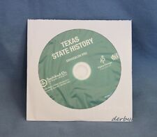 Switched-On Schoolhouse Texas State History 2015 Disk Sos