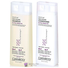 GIOVANNI ROOT 66 MAX VOLUME SHAMPOO & CONDITIONER 250ml FOR LIMP & LIFELESS HAIR