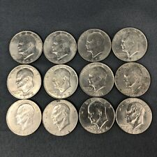 EISENHOWER DOLLAR COIN 30 COINS PER LOT ◇ MIXED Dates Cir IKE DOLLAR HOARD