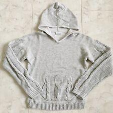 NEW Grey Sweater Hoodie/Sweatshirt Naartjie Girls