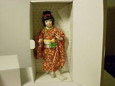 Sakura, the Little Japanese Girl The Children of the World Doll Collection