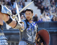 """1975 Russell Crowe Gladiator Autograph Autographed Signed 8x10"""" Photo"""