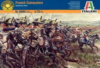 Italeri 1/72 6084 Napoleonic French Cuirassiers (Napoleonic Wars)