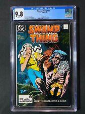 Swamp Thing #59 CGC 9.8 (1987)