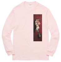 Supreme SS17 Limonious Undercover Lover Tee BOX LOGO T-SHIRT MADONNA WILFRED CDG
