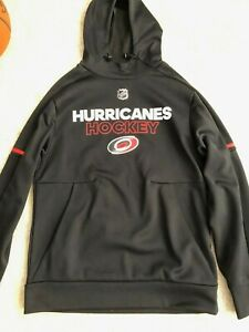 Carolina Hurricanes Adidas NHL Men's Authentic Climawarm Pro Player Hoodie SMALL