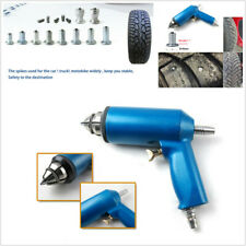 1000 Pcs Winter Tire Studs Screws & Installation Pneumatic Nail Air Gun Tool Kit