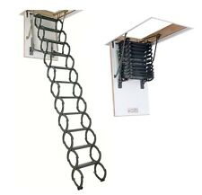 dachbodentreppen aus stahl g nstig kaufen ebay. Black Bedroom Furniture Sets. Home Design Ideas