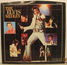 "Elvis Presley ""The Elvis Medley"" b/w ""Always on my Mind"" 45rpm w/ PS NM Cond."