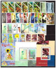 Surinam / Suriname 1999 complete year issue MNH