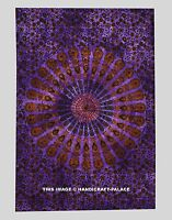 Indian Tapestry Wall Hanging Tie Dye Mandala Throw Hippie Gypsy Cover Bohemian