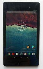 "Asus Google Nexus 7 (2013) 2nd Generation, 7"" 2GB RAM, 16GB Storage, WiFi, Black"