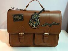 Harry potter Hogwarts briefcase Satchel Style shoulder bag Hand Bag Primark