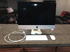 21.5 inch iMac 4K Retina Disply, 8 GB, 1TB, 3.1GHz i5 Core, late 2015