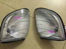 Corner Lights Parking Lamps PAIR 1992-1999 W140 S320 S420 S500 S600 S-Class