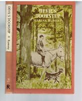 Devil's Doorstep by Marian Rumsey 1966 1st Ed. Book!   $