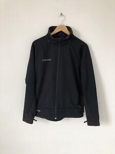 Columbia Titanium Interchange Black Coat Jacket Full Zip Size Large