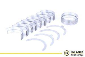 Main Bearing Set of 4 Pairs & 1 Bushing 0.40 Kubota 16241-23920, V1505, V1305