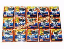 (15) Gillette Fusion Proglide Power Razor Blades,8 Cartridges,#G007