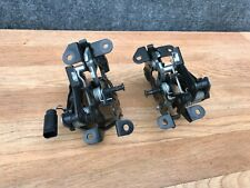 BMW OEM F01 F02 740 750 760 FRONT LEFT AND RIGHT HOOD LOCK LATCH (2009_2015)