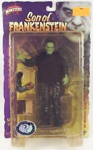 Sideshow Universal Studios Monsters Series 4 Boris Karlof  'Son of Frankenstein'