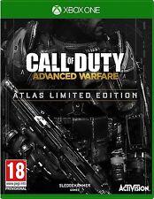 Call of Duty: Advanced Warfare Atlas Edición Limitada-Xbox One