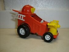 Vintage- Original 1970 Zoomer Boomer Happy Hydrant - Topper Toys