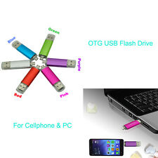 256GB OTG USB 2.0 Flash Drive Memory Stick FOR MOBILE PC LAPTOP PAD  UK WARRANTY