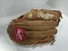 """New listing Rawlings Trap-Eze 12-3/4"""" Left Handed Thrower Baseball Glove"""