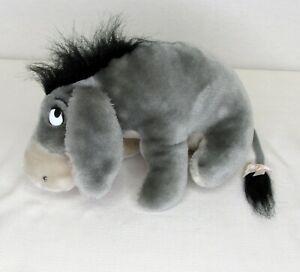 "Disneyland Walt Disney World Shy Eeyore Plush Stuffed Animal 10.5""x7"""
