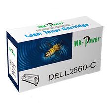 Cyan Toner Cartridge For Dell C2660dn C2665dn C2665dnf