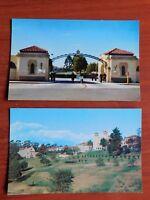 2 Postcards - San Diego, California- U S Naval Hospital & Training Center