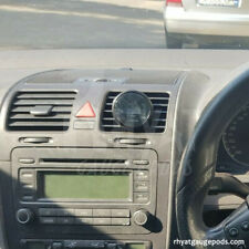 VW Jetta MK5 52mm RHD - Soporte Manometro Gauge Pod Porta Support