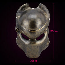 Predator Mask Aliens vs. Predator Movie Halloween Deluxe Adult Costume Accessory