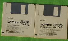 Disquettes ATARI Altered beast Activision