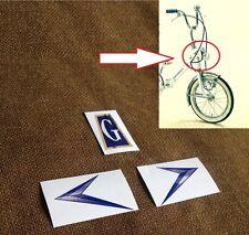 Kit adesivi fanale scatolato x Graziella Carnielli