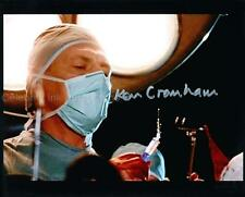 KENNETH CRANHAM as Dr. Channard - Hellraiser GENUINE AUTOGRAPH UACC (R1325)