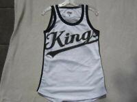 LA Kings Jersey by Carl Banks G-111 4 Her Women's size medium NHL tank top
