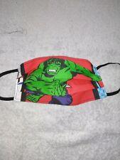 Marvel Hulk Adult Fabric Face Mask