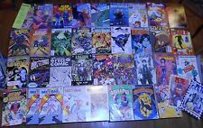 MARVEL/DC/INDIE+77 BK LOT Alien Nation,Next Man,Spawn,X-Men,Factor,Omega,Eagle+1