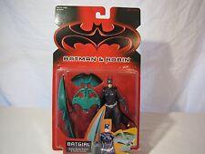 """Batman & Robin BATGIRL Battle Blade 5"""" Action Figure  No. 63854 Kenner NEW 1997"""
