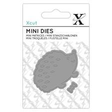 Xcut Mini Dies Dapper Hedgehog Die Cut Stencil