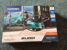 B5 HobbyZone Zugo RTF 2MP HD Camera Drone R/C Quad-Copter HBZ8700 720p 2.4GHz