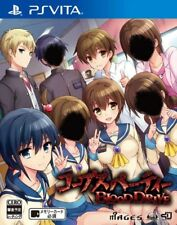 USED PS Vita Corpse Party BLOOD DRIVE