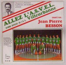 Basket Ball 45 tours ASVEL Villeurbanne