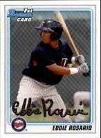 2010 Bowman Draft Prospects #BDPP19 Eddie Rosario RC Rookie Twins