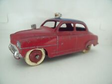 VRAIE SIMCA 9 ARONDE TAXI DINKY TOYS  FRANCE N°24U BON ETAT / GOOD CONDITIONS !