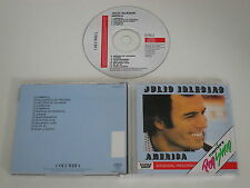 JULIO IGLESIAS/AMERICA(COLUMBIA 82876859232-CD1) CD ALBUM